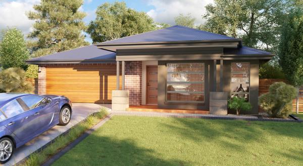 Residential   Melbourne 3D Rendering