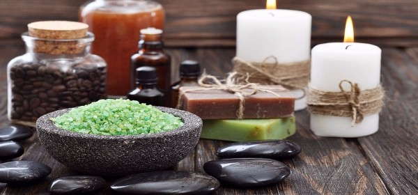 Heavenly retreat Day Spa Body Scrup and Wrap