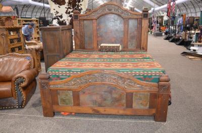 KING Margarita Bed $4498