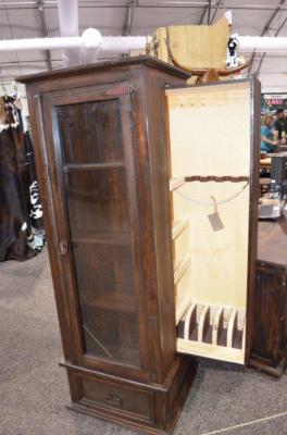 Curio Gun Cabinet . $673