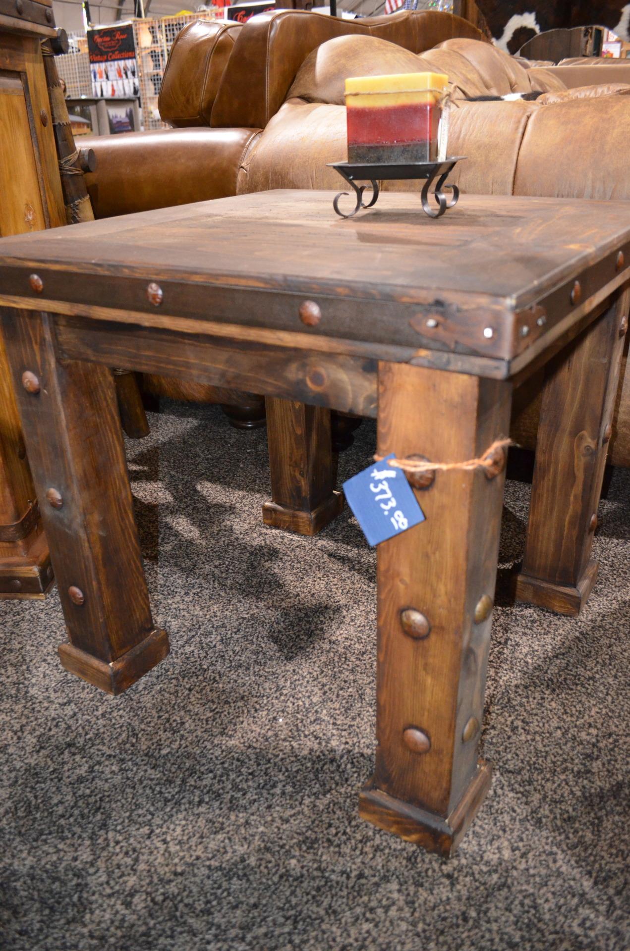 Laguna End Table. $373