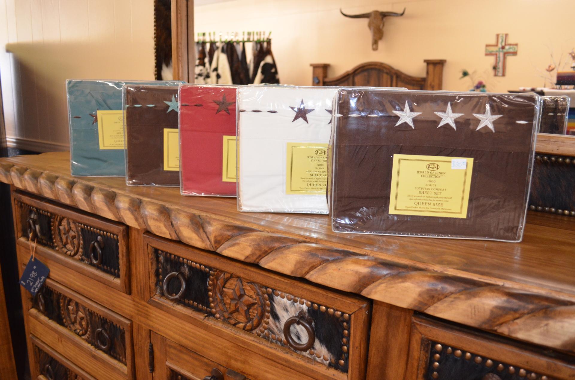 1800 Egyptian Series Sheets- $25.99