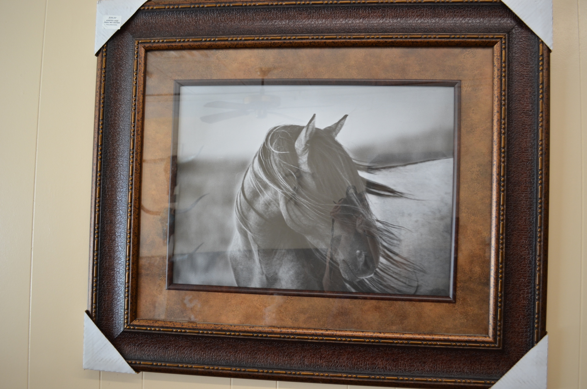 Large Horse Print-$116.00