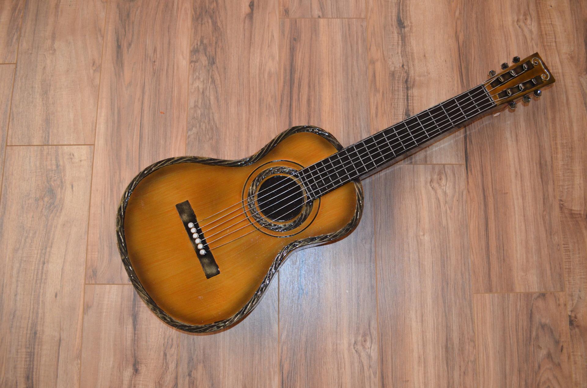 Metal Guitar-$39.99