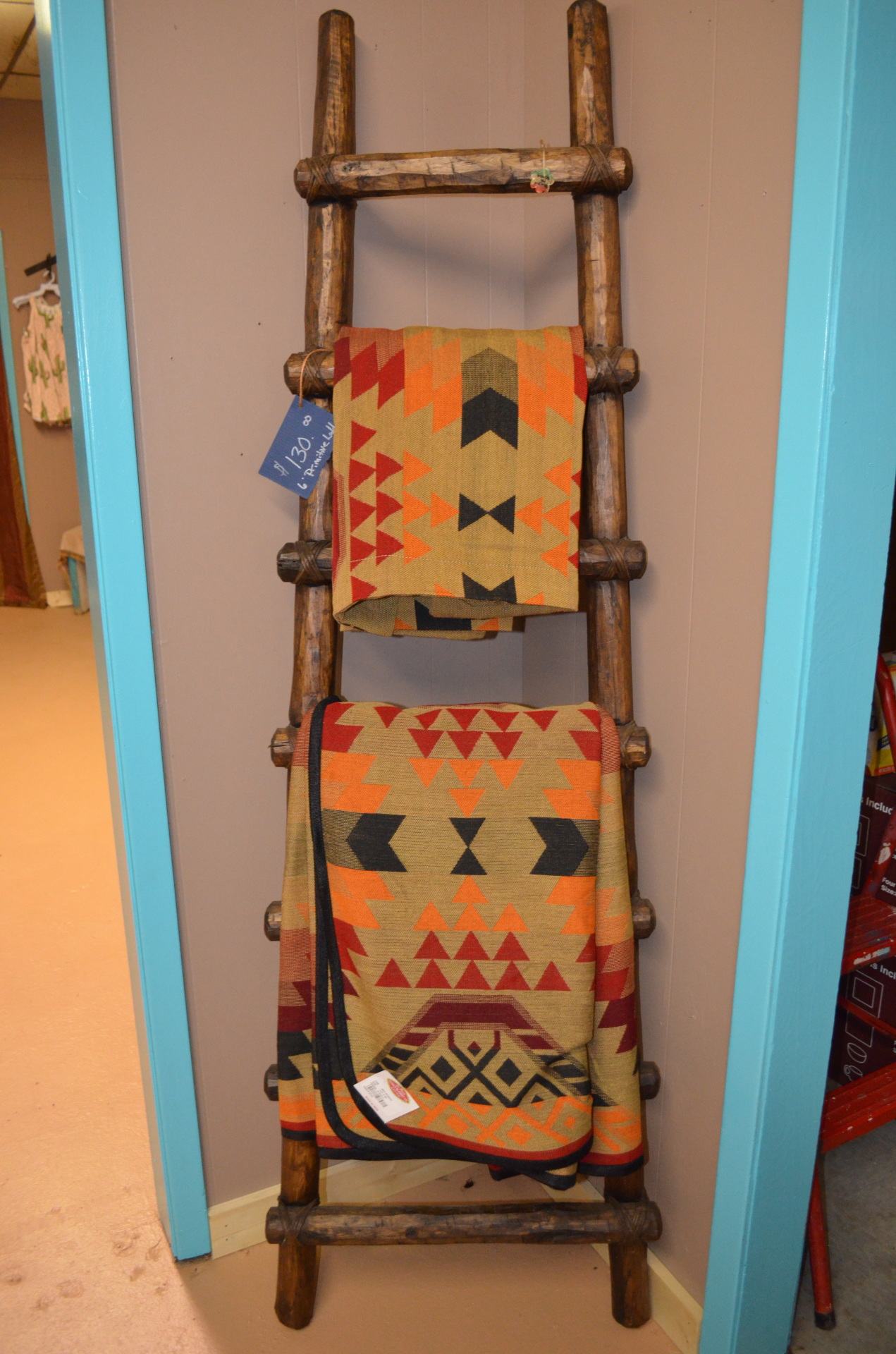 6' Decorative Ladder
