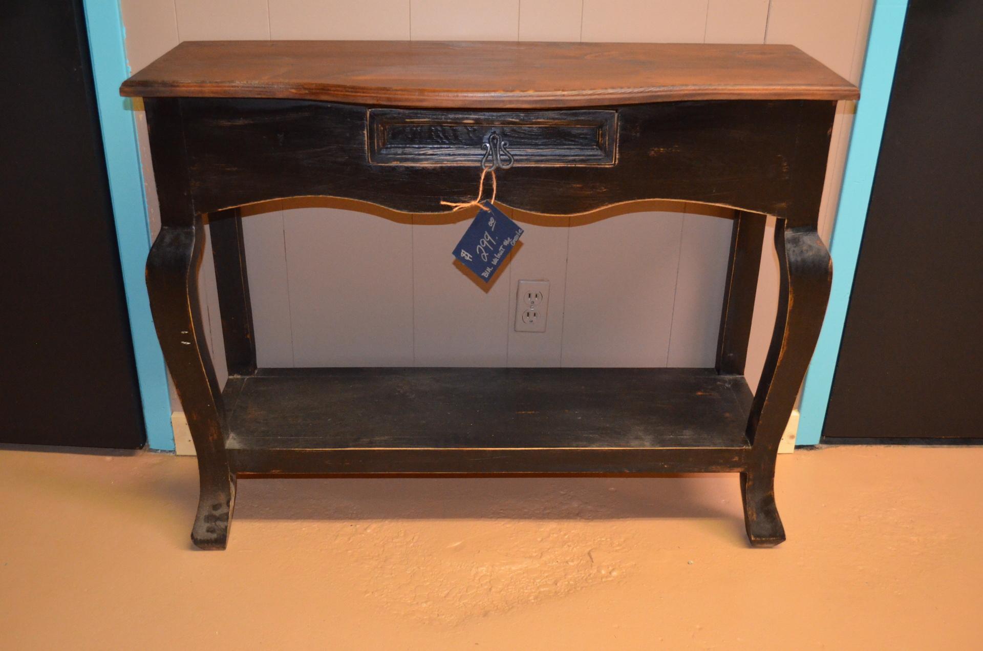 Black Walnut Ale Table-$299
