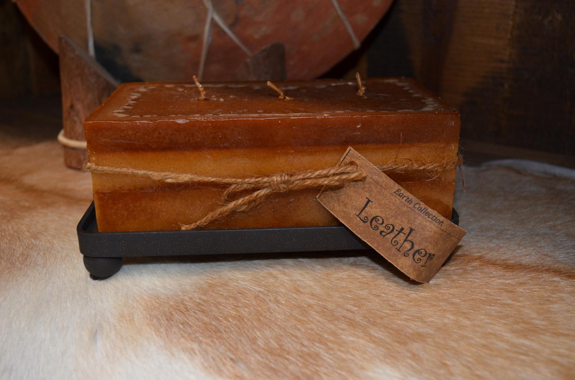 Small Brick Leather $20