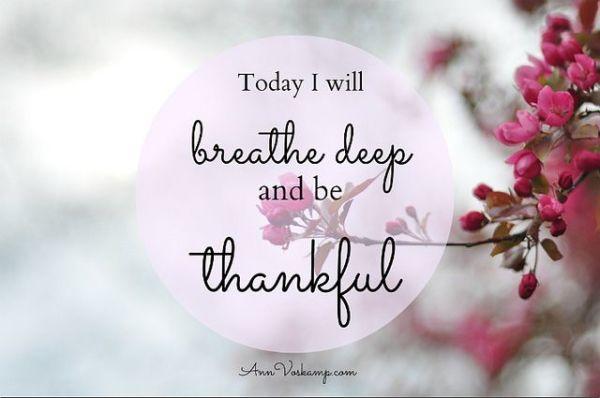 yoga gratitude practice