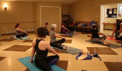 yoga burn power yoga Miramichi NB