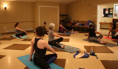 yoga burn power yoga Miramichi NB