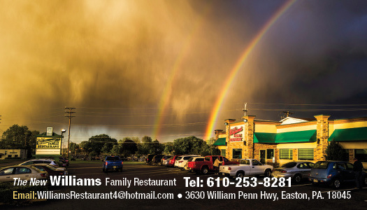 Williams Family Restaurant               3630 William Penn Hwy