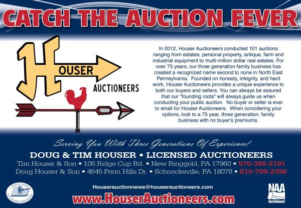 Houser Auctioneers