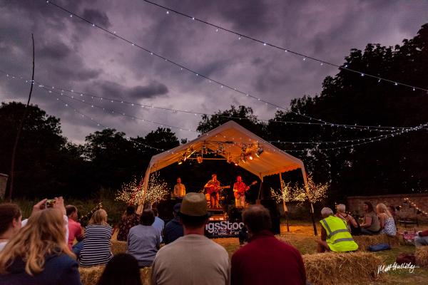 Pavilion Stage at KingsStock