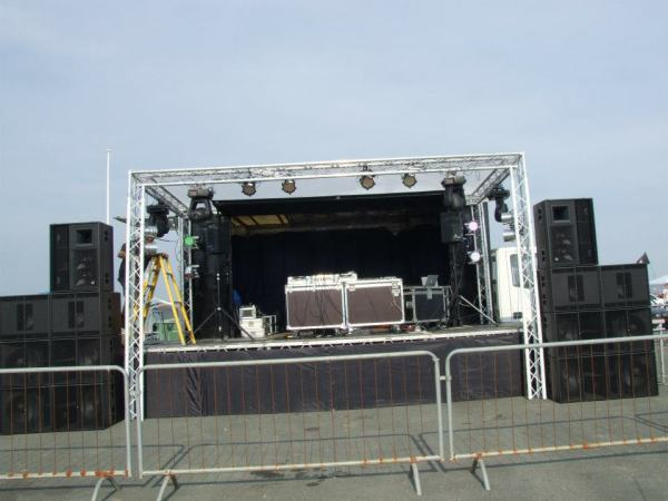 The Mobile Stage