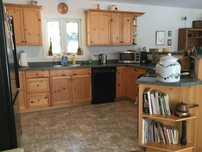 Stillhome Fully Equipped Kitchen for your use!