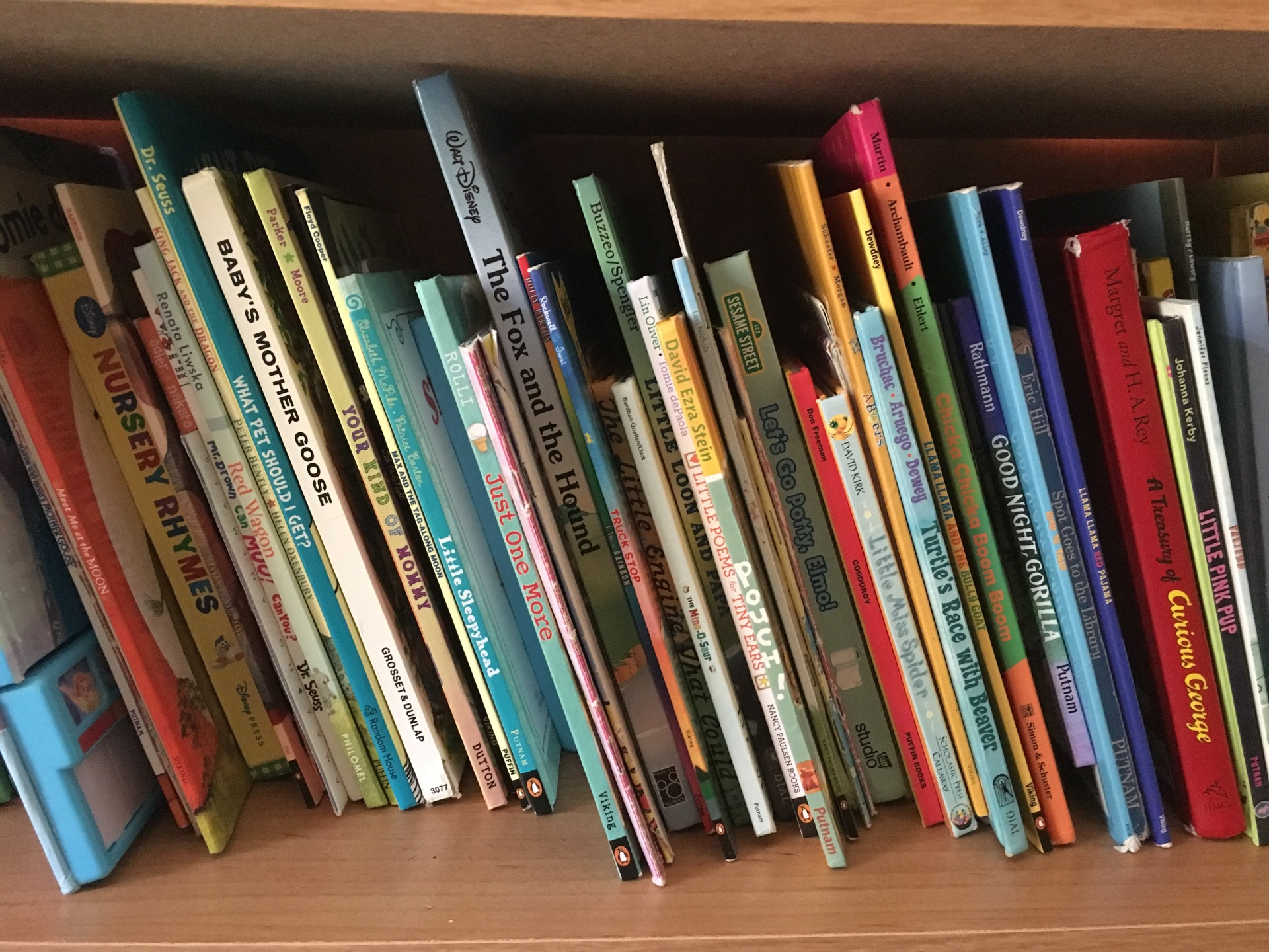 8 Great Books for 1 Year Olds