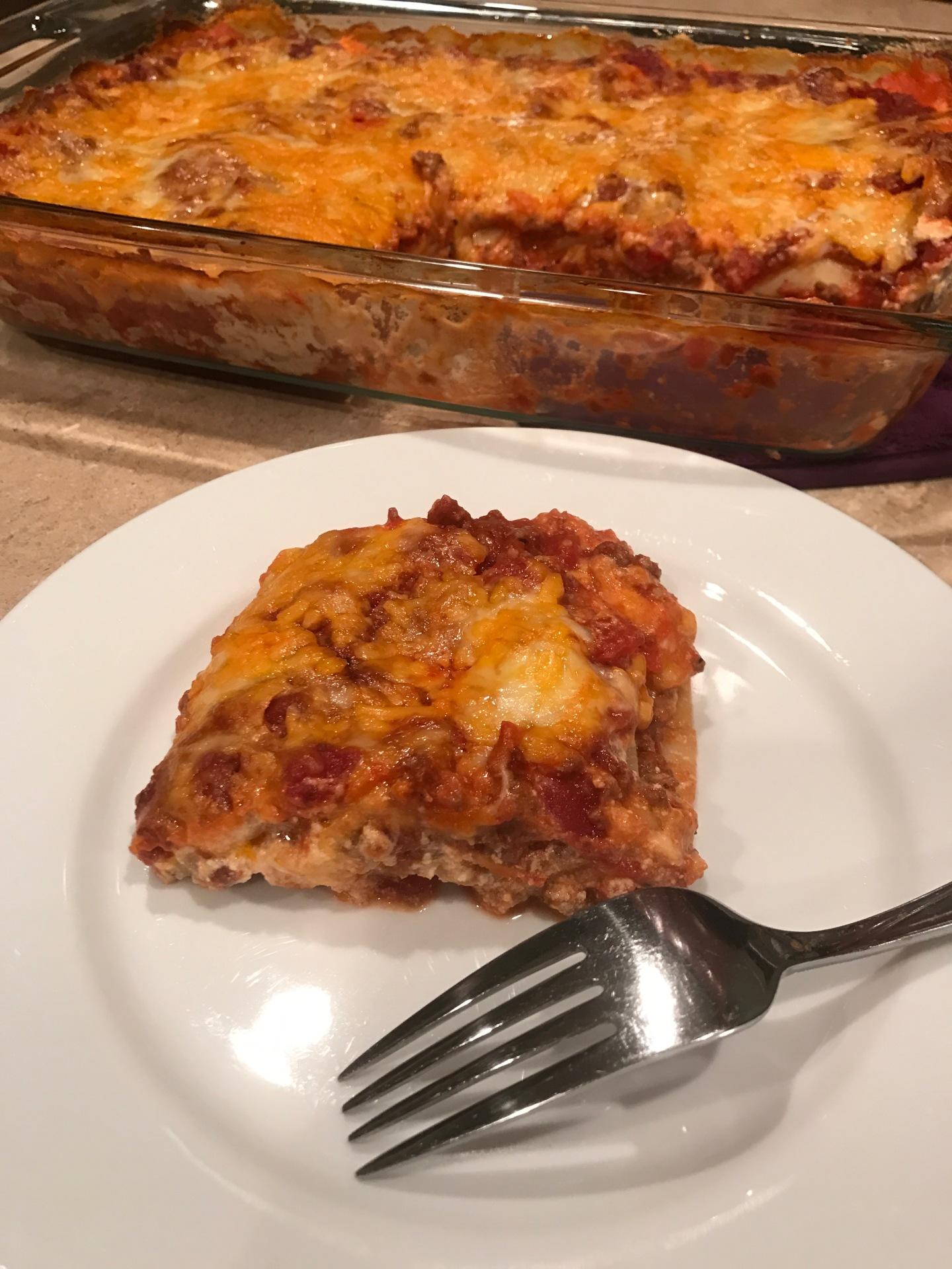 Company Lasagna