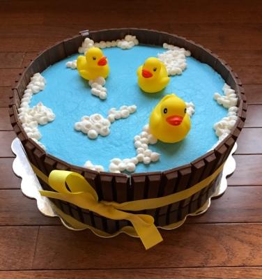 Ducky Birthday Party