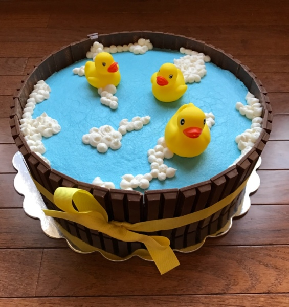 Ducky Birthday Party