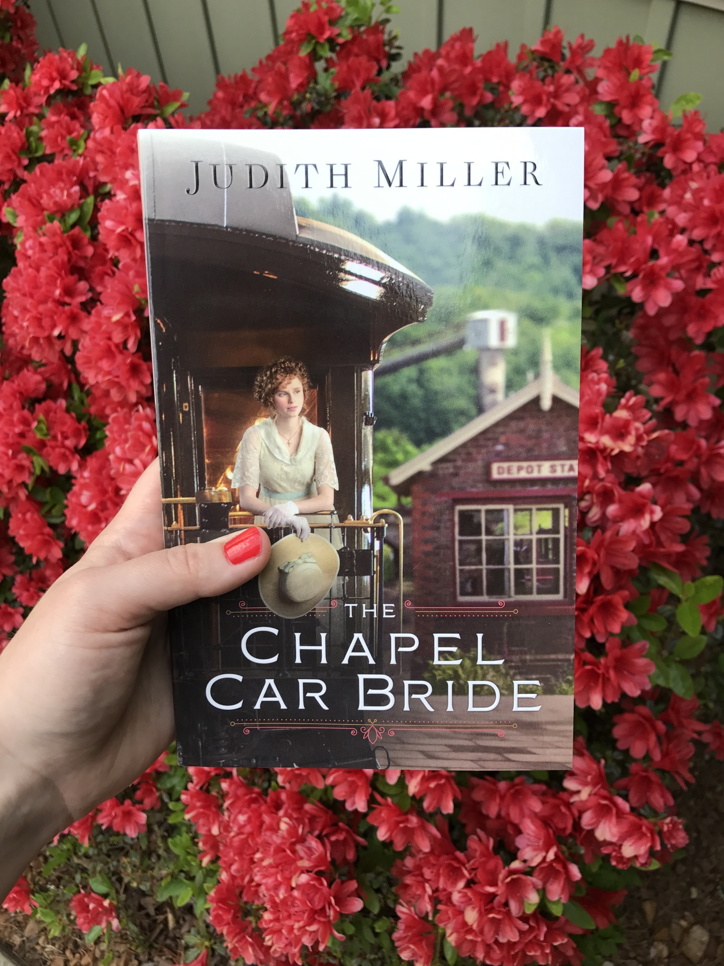 The Chapel Car Bride