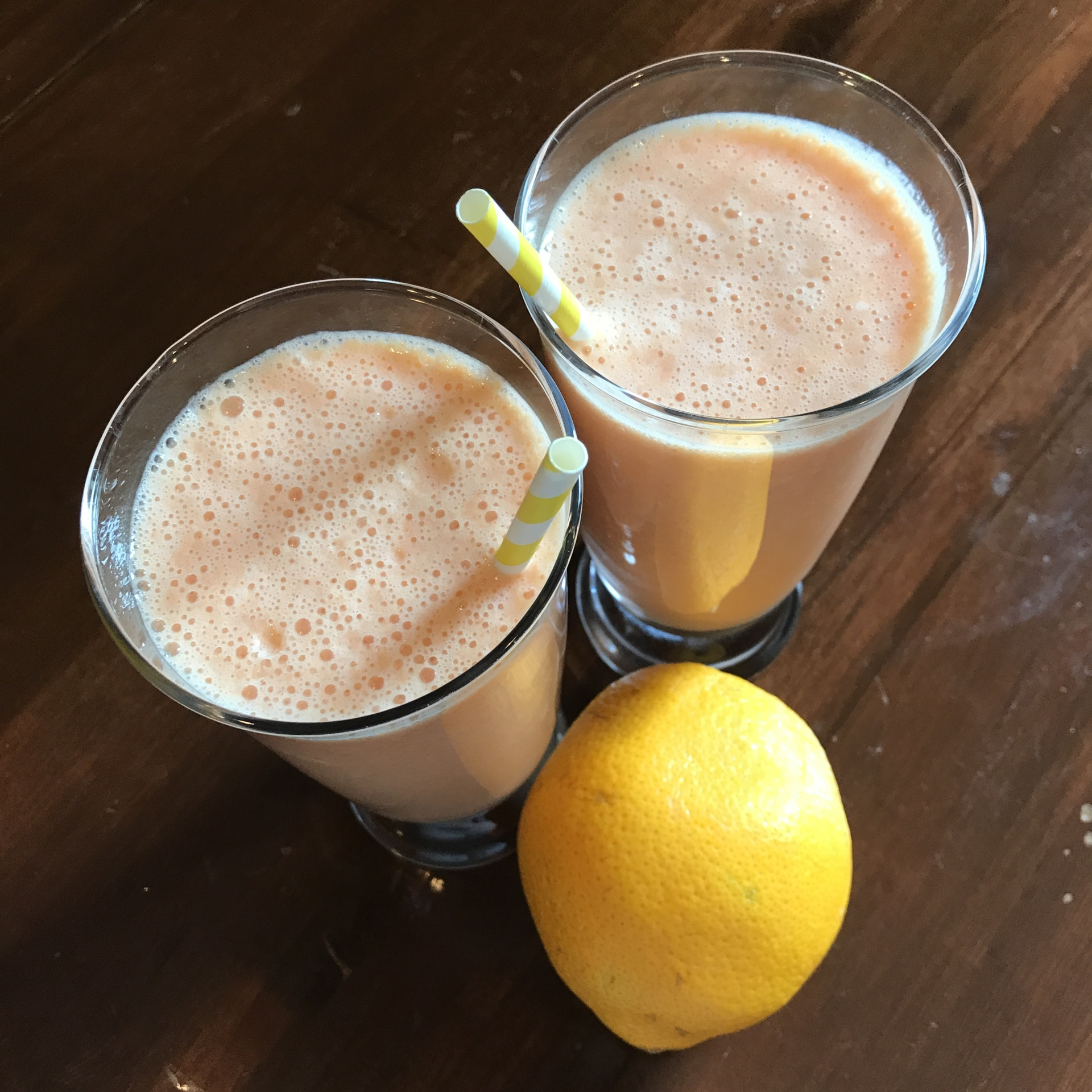 Carrot Citrus Smoothie