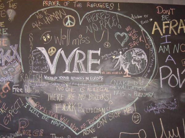 Call for participants: VYRE Study Session on Empowering Young Refugees