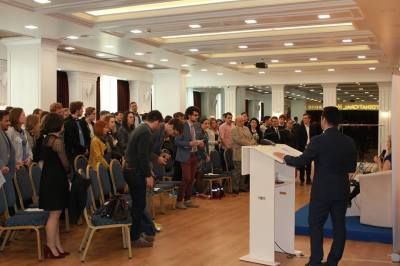 VYRE takes part in Seminar in Golem, Albania