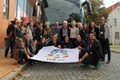 VYRE attends the Seminar 'The Bus Tour - Crossing Rivers'