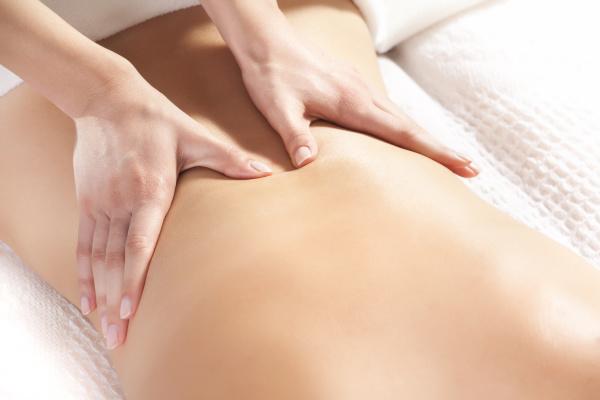 Aromatherapy Back Massage