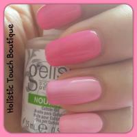 Pink Gelish