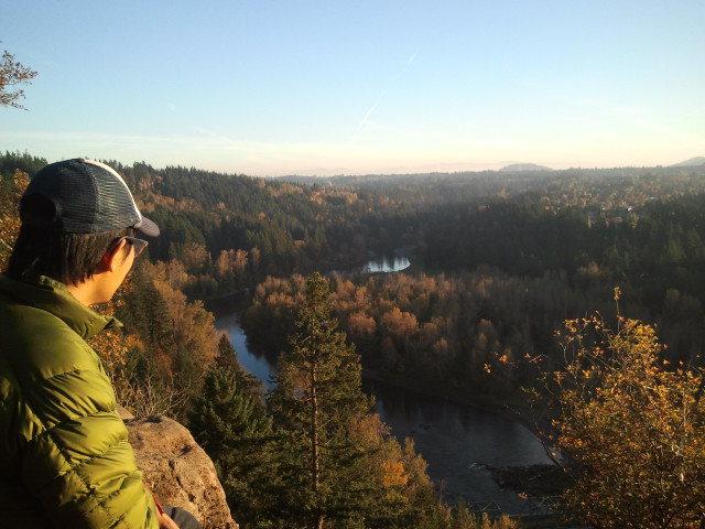 Portland Crags