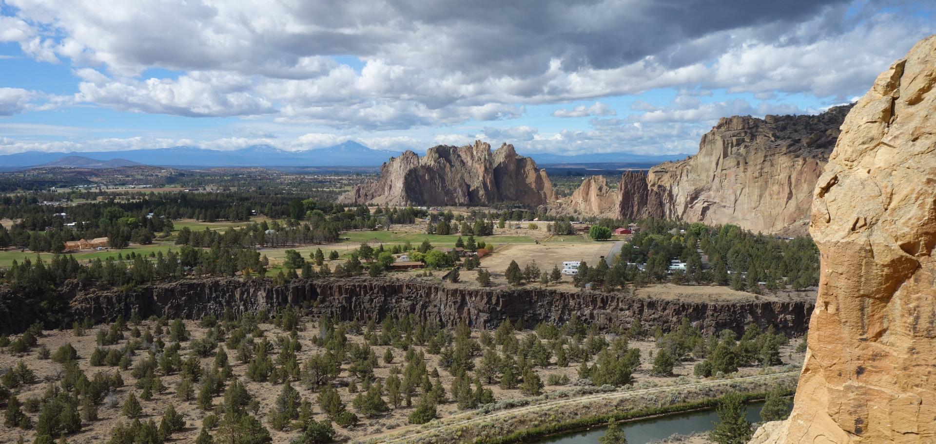 Smith Rock September 2016