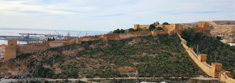 Barcelona to Granada