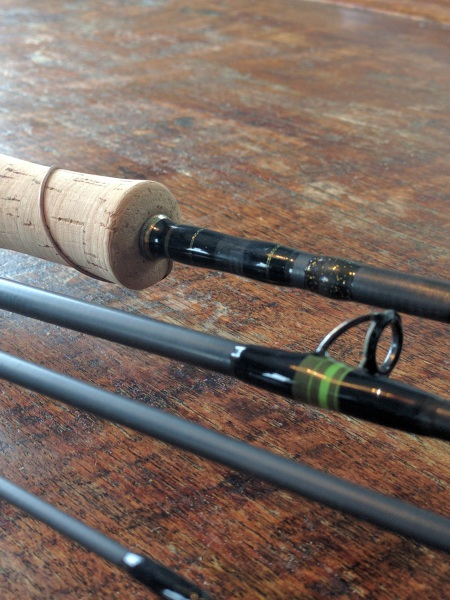 9ft 7wt Fly rod