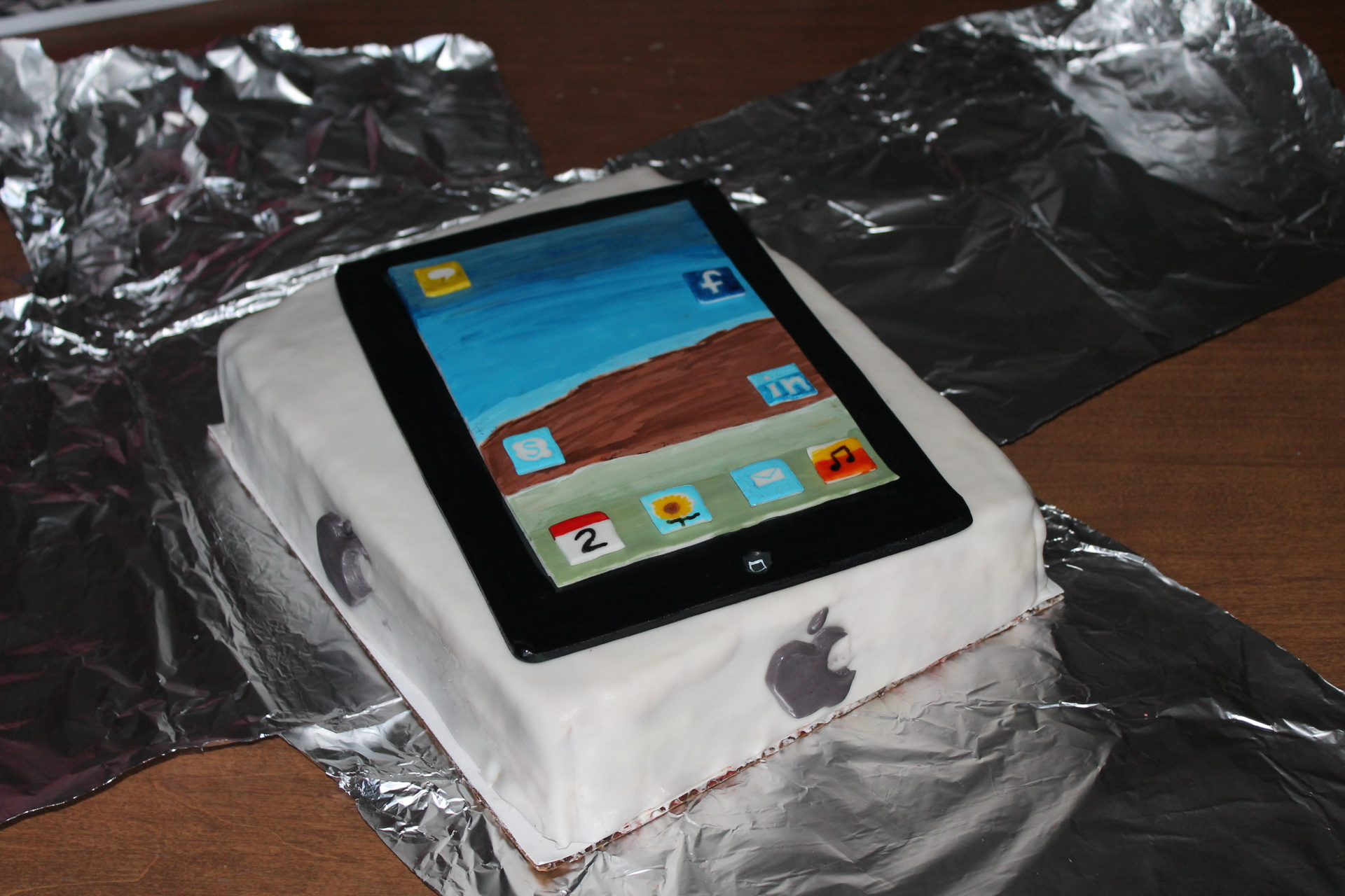 Ipad Birthday