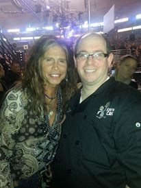Steven Tyler at Boston Strong