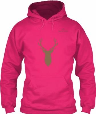 Buy Womens Custom Elk Hunting Hoodie