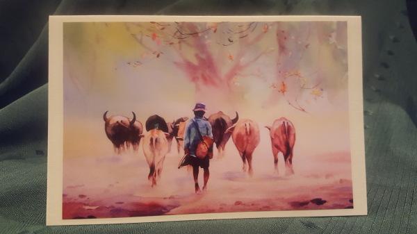 #3 Boy with Herd