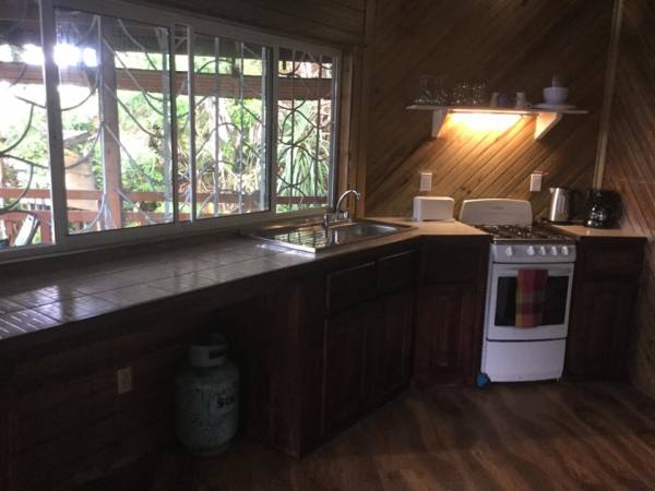 Kitchen Luxury Suite 1