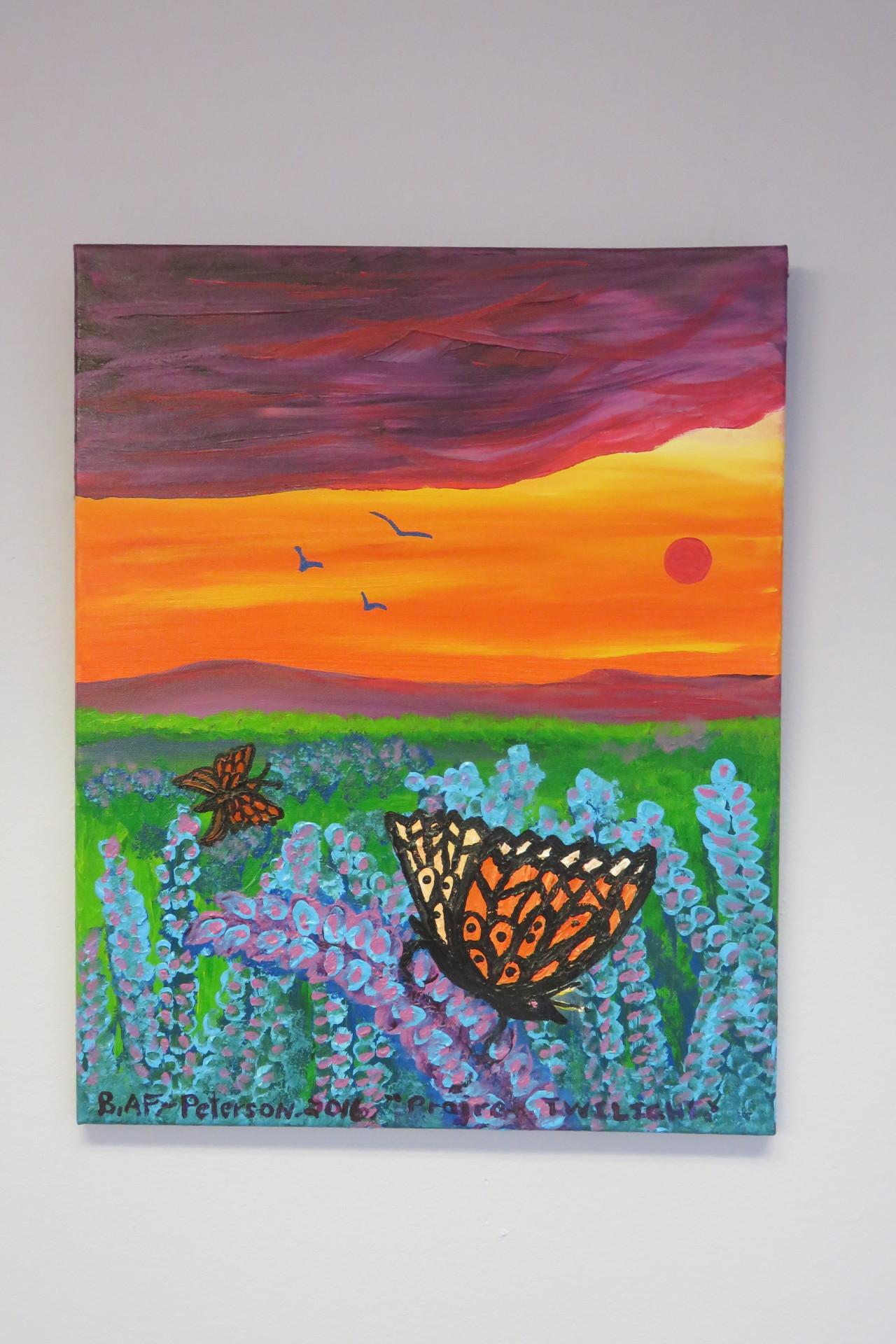 Barbara Ann Farrar - Artist