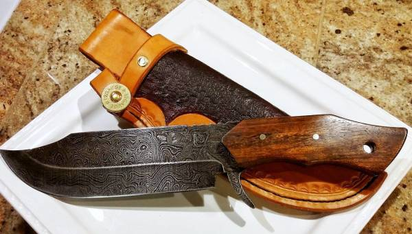 Damascus Fighter
