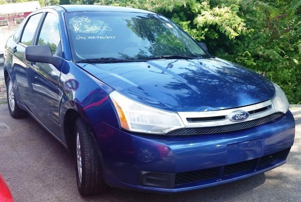 08 Ford Focus $2,995