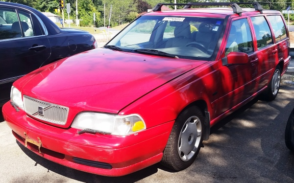 Volvo Wagon $TBD