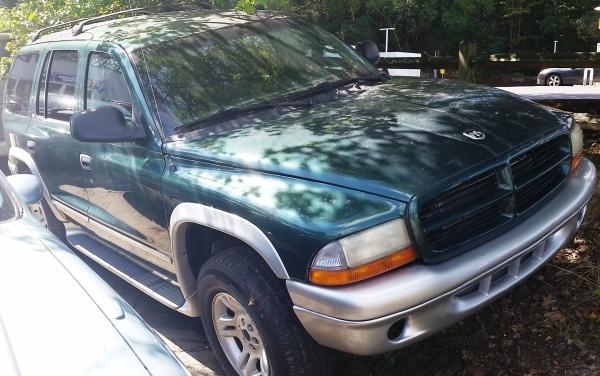 Dodge Durango $TBD