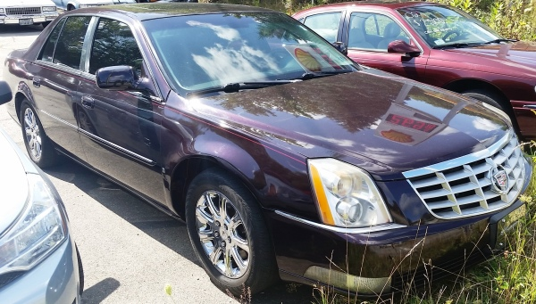 08 Cadillac DTS $3,495