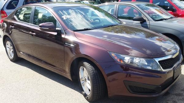 2011 Kia Optima $4,995