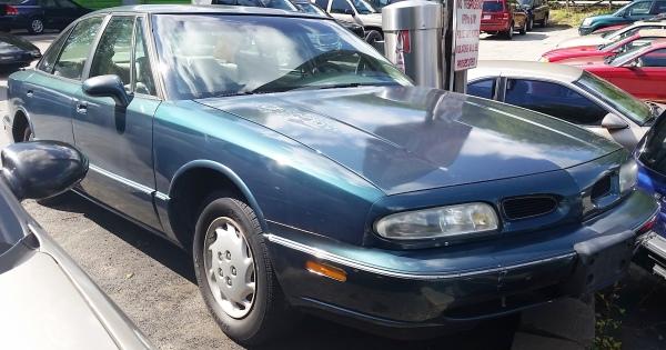 Oldsmobile Eighty-Eight $TBD