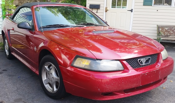 Ford Mustang Convertible $TBD