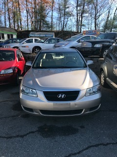 2007 Hyundai sonata $2495