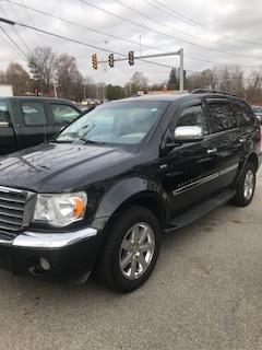2008 Chrysler aspen $4895